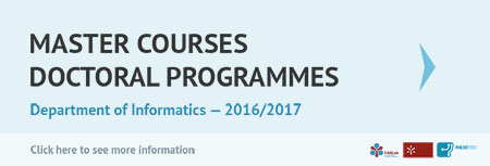 Master Courses 2016/2017